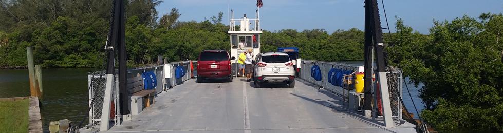 Palm Island Transit Ferry Schedule
